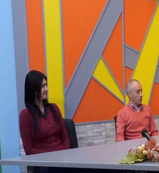 Gostovanje u Jutarnjem programu (TV Jasenica)