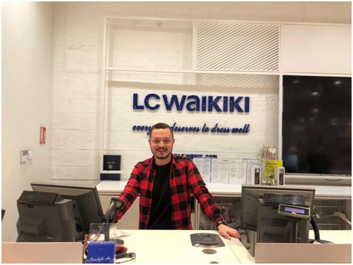 Интервју са Марком Илићем, струковним економистом и First Store Manager-om компаније LC Waikiki