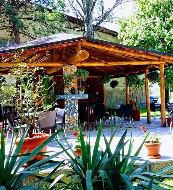 Шпанско вече – Летња башта