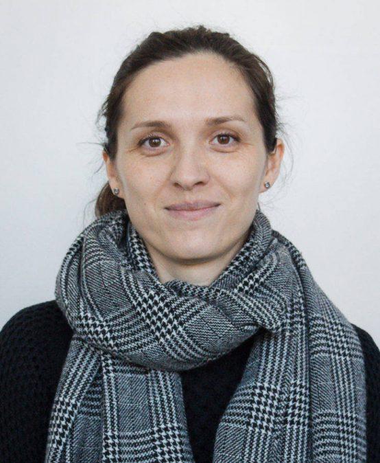 Проф. др Данијела Младеновић